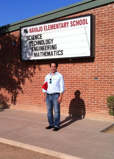 Navajo school